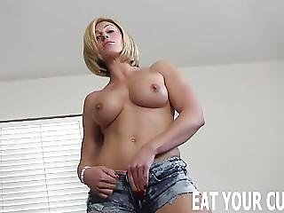 I Will Punish You With Some Cum Eating Cei