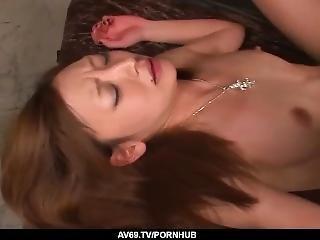 Amateur Mio Kuraki Is Set For The Ultimate Fuck - More At 69avs.com