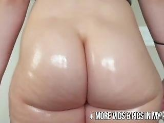 Awersome Oiled Ass