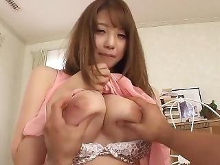 The Best Big Natural Tits In Japan!!