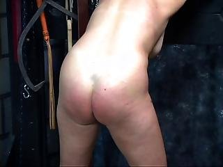 Mature Redheaded Slave With Saggy Tits Is Whipped In Hippy S Basement?s=4