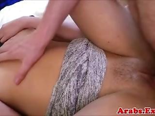 Arab Amateur Sucks Before Fucking Guy