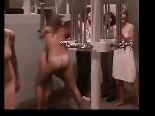 Classic Locker Room Shower Catfight!!!