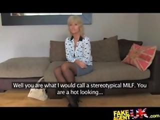 Fakeagentuk Mature Milf Wants Young Stud Cock On Demand   Hardsextube