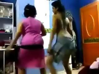 Indian Arab Amateur Dancing