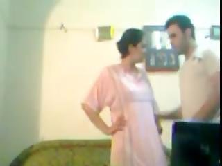 Arab Couple Sex In Home