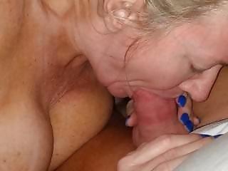 Busty Blonde Girlfriend Telling Boyfriend About Sucking Other Dicks