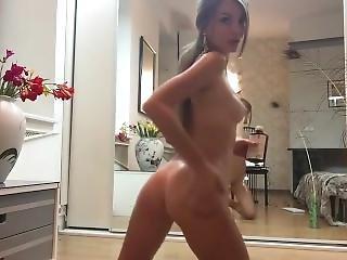 Amateur, Chick, Blonde, Goddin, Masturbatie, Sexy