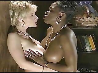 Danni Ashe And Ebony Ayes