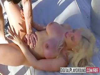 Sisters 2  Luna Star Deepthroats Some Big Cock