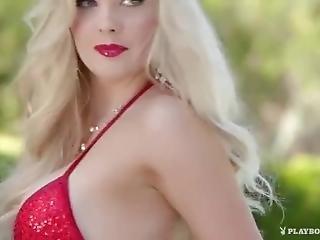 Playboy - Sexy Model Sarah Louise Harris