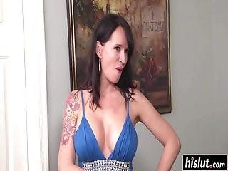 Horny Milf Will Get Fucked And Pleasured