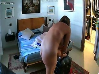 Sexy Mature Gets Turned On By Porn Flick