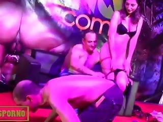 Spanish Pornstars Babe With Guys