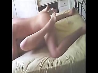 Horny Amateur Couple Having Amazing Morning Sex
