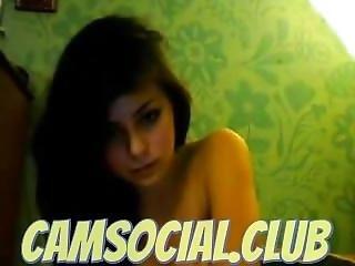 amateur, Adolescente, camara del internet