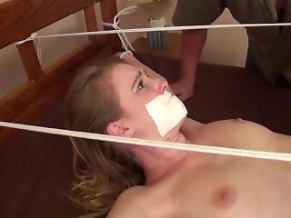 bikini, bondage
