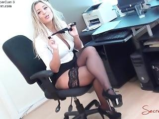 Sexy Beth Seducing Us Slowly