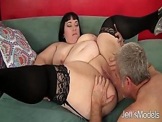 bbw, smuk, buttet, fed, hardcore, plumper, sex