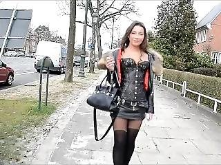 Same... This leather trans porno in public think, that