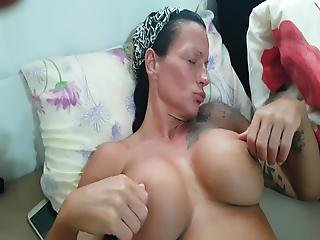 Wife Masturbating In Holiday