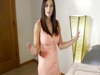 Hotel Bed With Milf