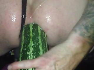 Shemale Anal Butt Plug And Huge Marrow