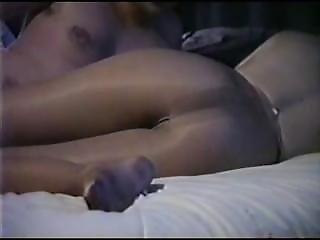 Homemade Pantyhose Sex