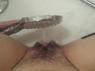 Hard Female Orgasam In Shower