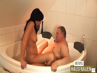 Love In The Bathtub