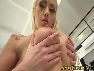 Anally Fucked Booty Slut