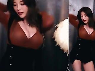 Korean Busty Bj Dance
