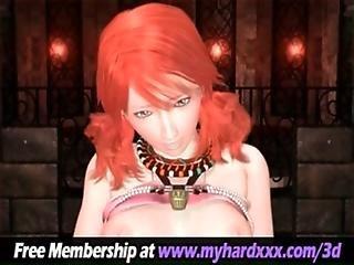 Final Fantasy Xiii Ikedori Musume Vanille Flavor 3d