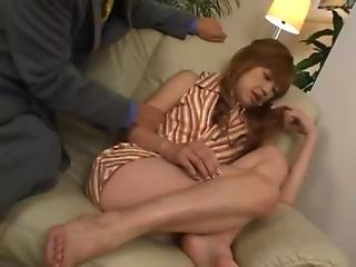Sleeping Japanese Beauty Anal Copulated