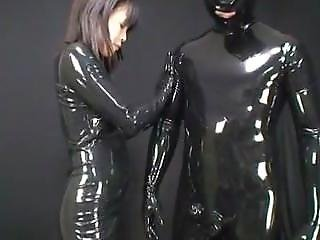 Japanes Latex Catsuit 3