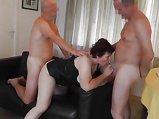 Amazing Bare Gangbang With 23 Cocks Filling Dutch Rubens