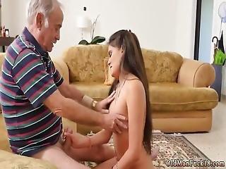 brunetka, na jeźdźca, dildo, milf, stara, ujeżdżanie, seks, połyk, żona