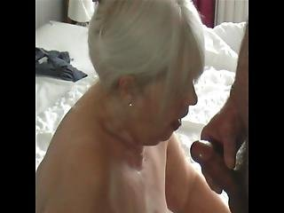 Granny S Xmas Eve Blowjob