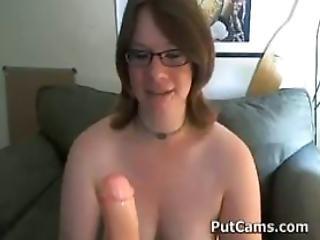 Wierd Mother Squeezing Nipples