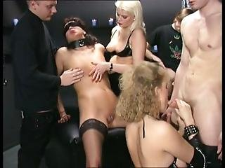 Huge Groupsex Orgy