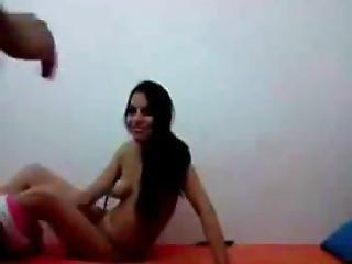 Desi Big Nipple Busty Girl Fun With Lover-4