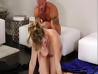 Brett Rossi Pays With Nuru Massage
