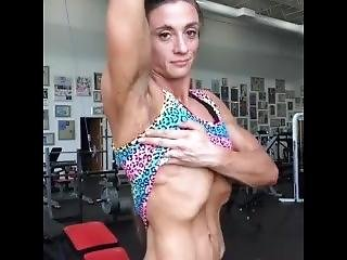 Carrie Lynn Rapp The 6 Feet Tall Beautiful Veiny Physique Whore