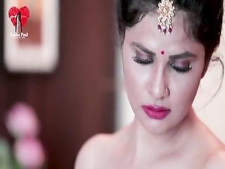 Aabha Showing Her Worth