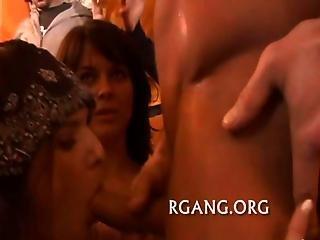 Lesbo  Straight Fucking