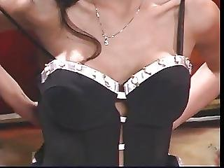 Dark Haired Hottie Butt Banged