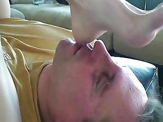 Face And Foot