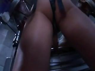 milton twins lesbian sex scene from