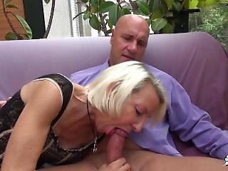Lacochonne - Mature Slut Gets Her Ass Pounded (french)