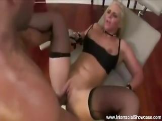 Slut Milf Blonde Rough Fuck